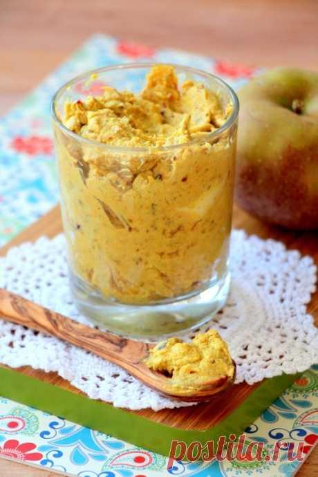 Сливочный сыр с яблоком и луком: i_trava — ЖЖ