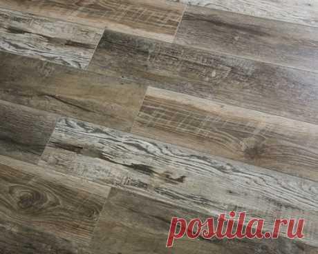 Ламинат SPC StoneFloor Дуб Лофт Коричневый заказать в Казани с доставкой, подложкой 2 мм и укладкой.