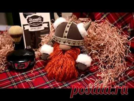 DIY идеи подарков для мужчин на 23 февраля/ Скандинавские гномы своими руками