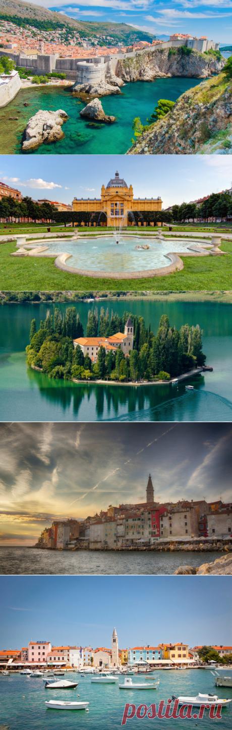 20 невероятных снимков Хорватии