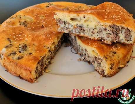 Jellied meat pie