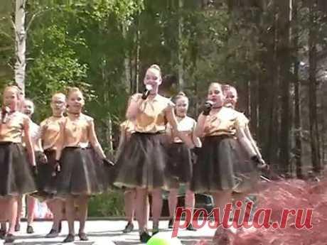 """Арт-калейдоскоп. г. Полевской """" Мальчик-хулиганчик"""" гр. Смайлики"""