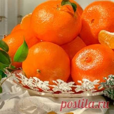 Не выбрасывайте мандариновые корки: получаем 100% пользы - МирТесен