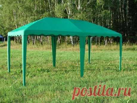 "Тент-шатер Митек ""Садовый"" (2.5х5 м) зеленый"