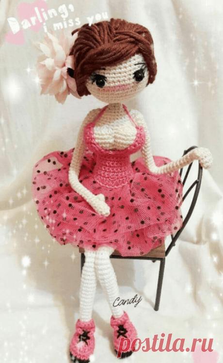 Кукла Хелена амигуруми | Схемы амигуруми