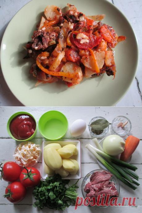 Как приготовить картошку по-итальянски. Рецепт простой, а результат вкуснейший - Пир во время езды