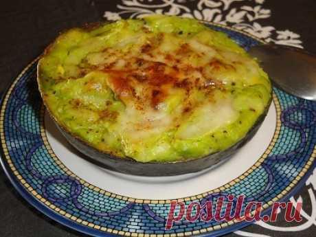 Запечённые авокадо с креветками ! ! ! – пошаговый рецепт с фотографиями