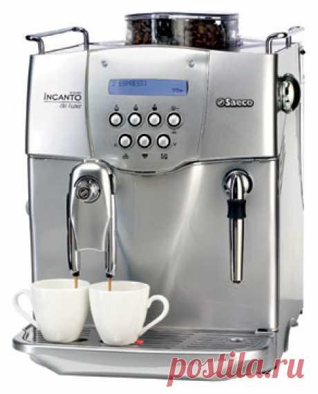 Инструкция по эксплуатации кофемашины SAECO INCANTO DE LUXE. Скачать в формате pdf Saeco incanto de luxe - инструкция. Читать инструкцию для кофемашины saeco incanto de luxe или скачать с с сайта Lux-coffee - г.Москва