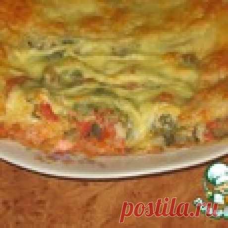 А-ля пицца - кулинарный рецепт