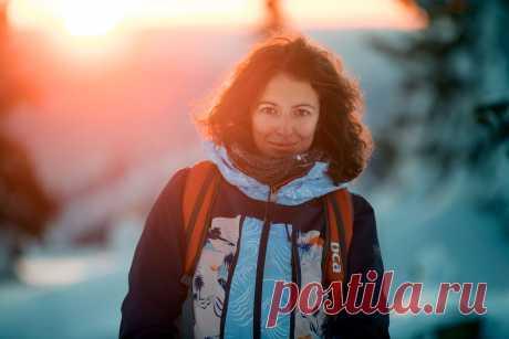 Анна Орлова иееснежный рай