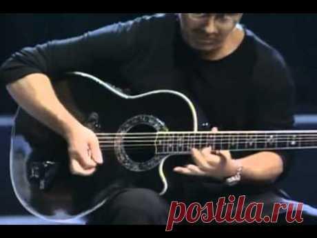 Три лучших гитариста в мире 2012 года - YouTube