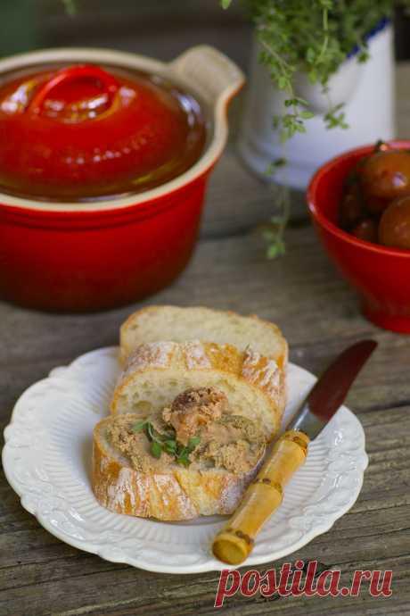 Паштеты из печени птиц или кролика – Kitchen(N)elly