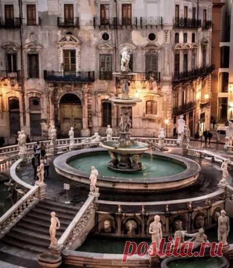 Палермо, Италия