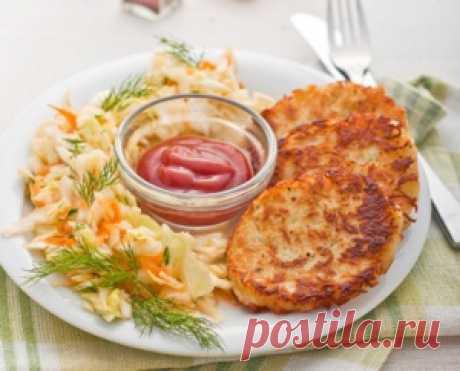 Рёсти, швейцарские картофельные оладьи   Интернет & Я