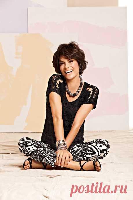 moda para mujeres de 50 años - Búsqueda de Google