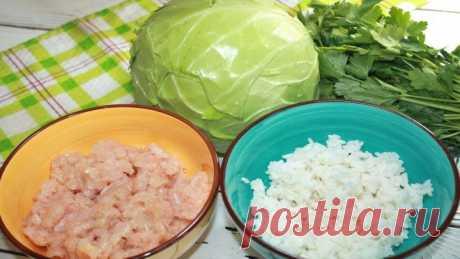 Быстрый Ужин из простых ингредиентов. Вкусная и дешевая еда.
