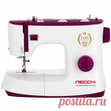 Швейная машина Necchi 2334A - отзывы покупателей, владельцев в интернет магазине М.Видео - Ростов-на-Дону