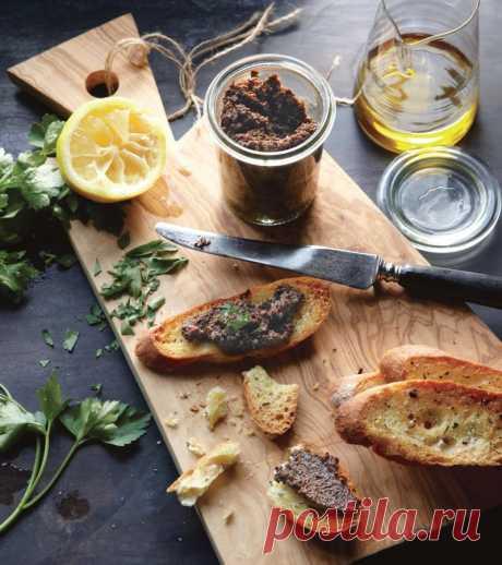 Тапенада — «черная» икра бедняков — Вкусные рецепты