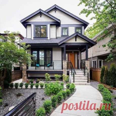 Потрясающий домик, а вам нравится?