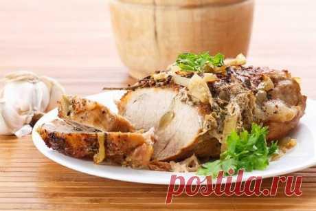 Что приготовить на Пасху: 5 рецептов мясных блюд