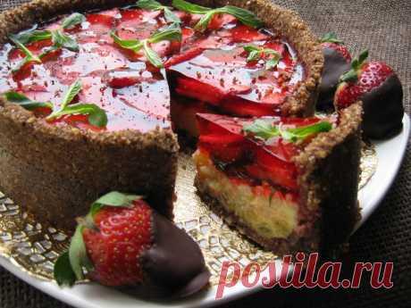 Негр в пене Самый быстрый и вкусный торт - Страна Мам