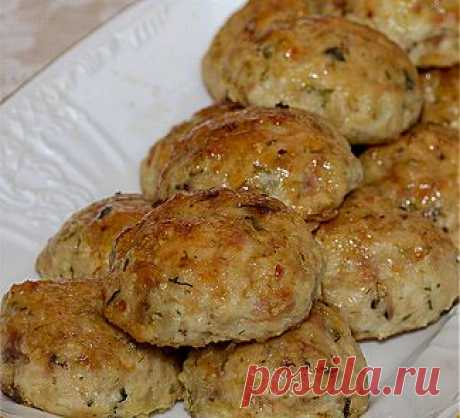Нежные куриные котлетки, второе блюдо. Пошаговый рецепт с фото на Gastronom.ru