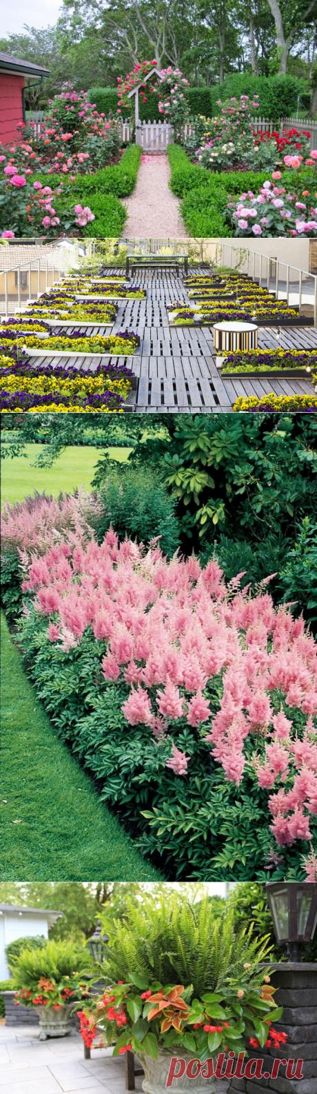 10 идей для сада, о которых вы не догадывались – Roomble.com