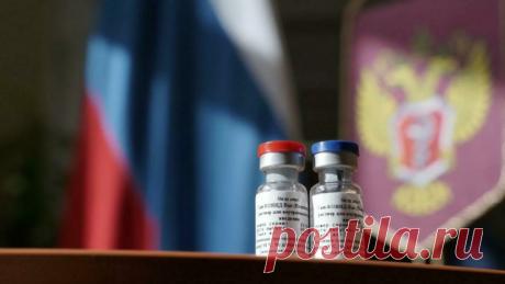 Российская вакцина от коронавирусаполучила название«Спутник V» Перваяроссийскаязарегистрированная вакцина откоронавирусаполучила название «Спутник V».