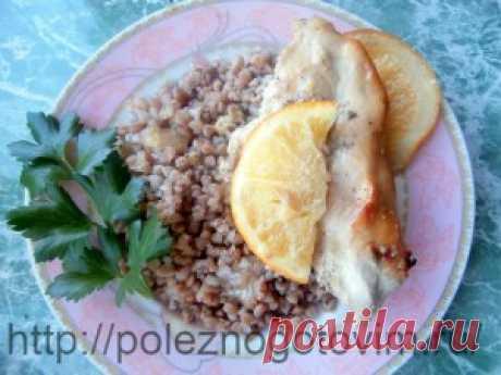 Курица с апельсином | Блог Лены Радовой