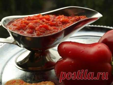 Como preparar adzhika: 16 recetas para todos los gustos - la receta, ingridienty y la fotografía