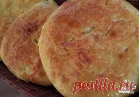 Хачапури с сыром в мультиварке - пошаговый рецепт с фото на Повар.ру