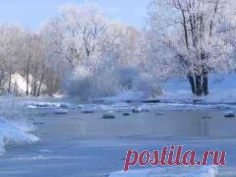 Сегодня 19 ноября в народном календаре Павел Ледостав