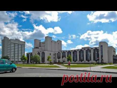 Molodechno TimeLapse 2012 // таймлапс Молодечно