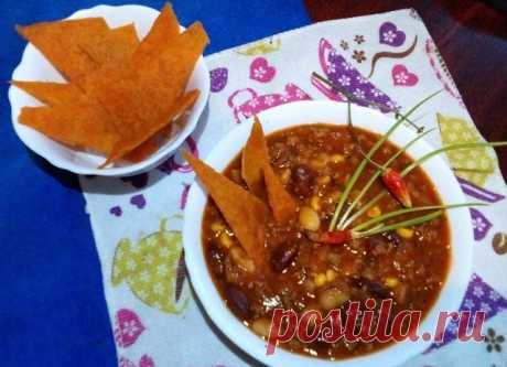 На кухне: Чили кон карне (быстрый рецепт)