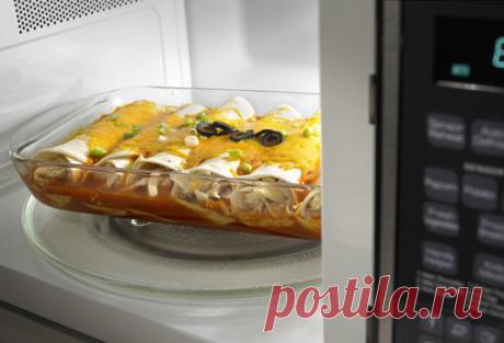 8 лучших блюд из микроволновки: готовим за минуту