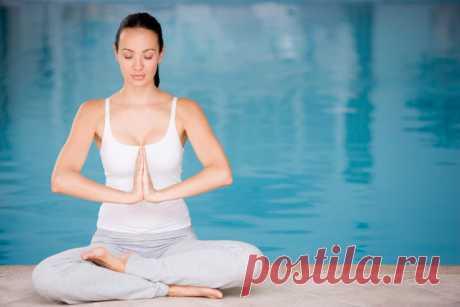 Медитация для похудения - Подружки - медиаплатформа МирТесен