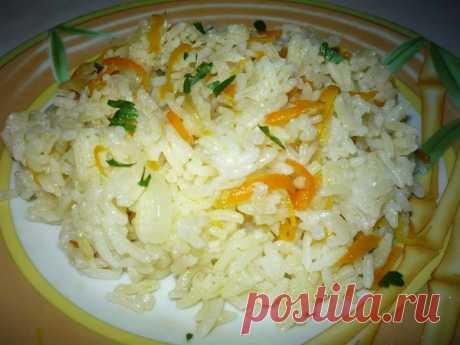 La receta del arroz en la sartén en 30 minutos.   Sladkij-domik.ru   Yandeks Dzen
