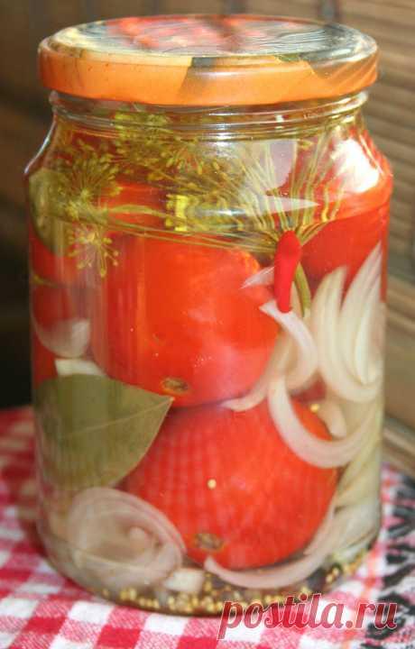 Сахарные помидоры на зиму - нереально вкусно! » Женский Мир