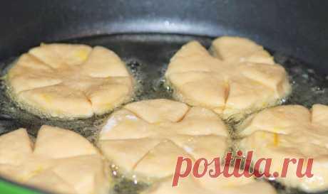Пышки на сковороде | Надежда Домовитаяණ | Яндекс Дзен