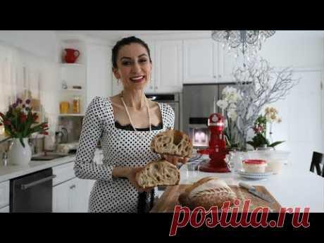 Хлеб на Закваске - Рецепт от Эгине - Heghineh Cooking Show in Russian