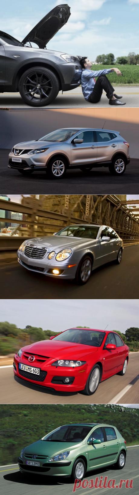 ТОП 10: самые ненадёжные и дорогие в обслуге автомобили | АвтоCAR | Яндекс Дзен