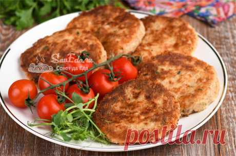 Котлеты из рыбных консервов и фасоли (готовить легко и быстро) | Совет да Еда | Яндекс Дзен