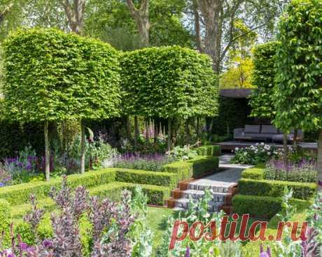 Ландшафтный дизайн садового участка площадью 6 соток С чего начать создание ландшафтного дизайна сада? Что такое стилизация дизайна садового участка? В каком стиле оформить дизайн сада площадью 6 соток?