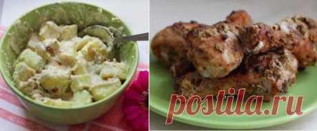 Этому рецепту нет равных — Курица тандури и кабачки в сливочном соусе    Волшебный запах вмиг соберет всех на кухне!           Ингредиенты: Для курицы тандури: Тандури — 4 ст. л.Куриные голени — 6–8 шт.Натуральный йогурт — 300 гСок лимона — 1/2 шт.Зеленый лук — 1 пучок…