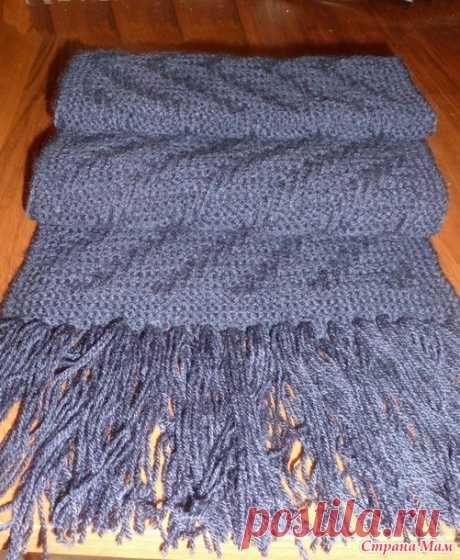 Шарф и ещё шарф - Вязание - Страна Мам