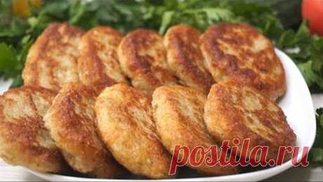 MEAT gram BEZ Vkusnyushchy CUTLETS. Simply, but to what it is tasty!