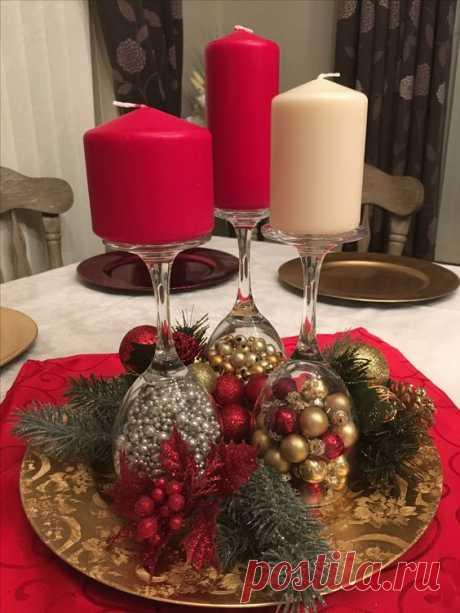 Романтический декор со свечами своими руками: идеи — Сделай сам, идеи для творчества - DIY Ideas