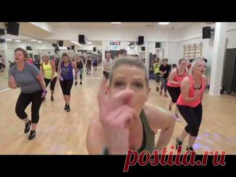 HIT THE ROAD JACK - Zumba Jive Broadway style