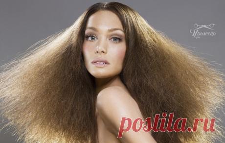 Рецепты домашних масок для сухих кончиков волос