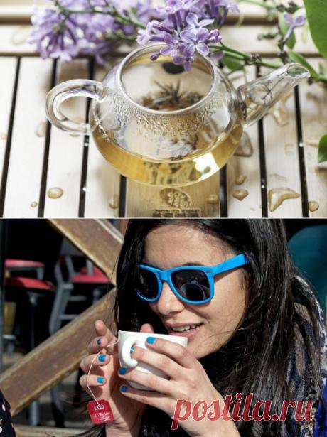 Полезные для здоровья чаи — Полезные советы